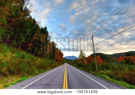 Fall Foliage Vermont