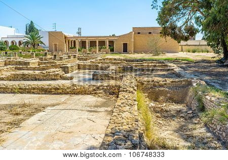 Among The Roman Ruins
