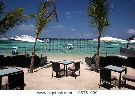 Asia Indonesia Bali Nusa Lembongan Beach