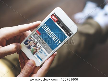 Newsletter Travel Article Website Online Concept