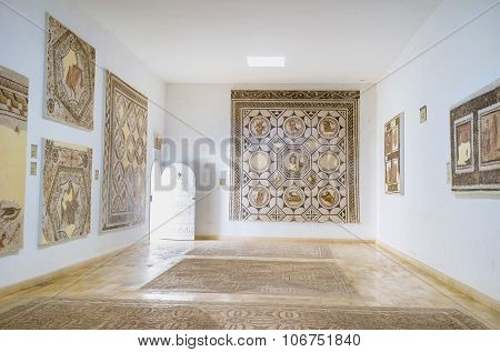 The Roman Mosaics