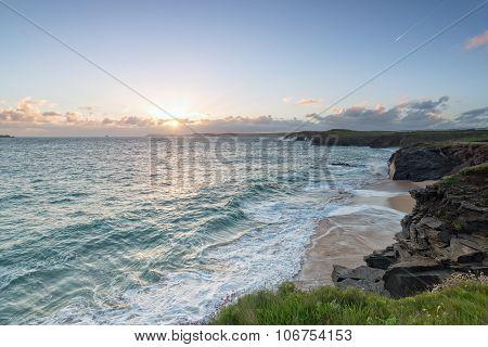 Sunrise At Long Cove