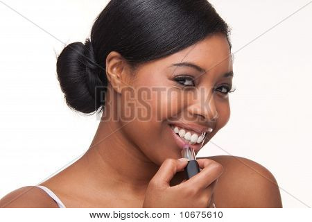African Black Woman