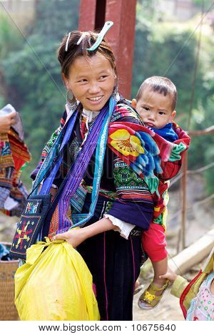 H'mong People of Sapa, Vietnam