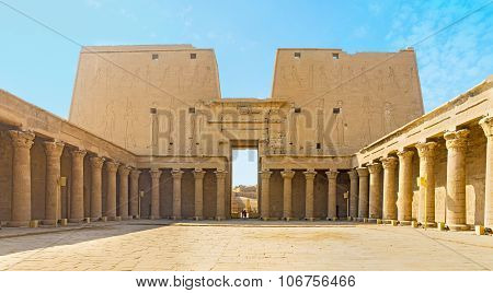 The Heart Of Edfu