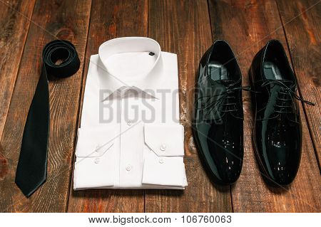 Wedding Set For The Groom