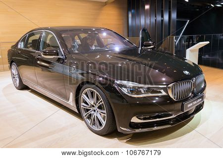 Bmw 750Li Xdrive High Executive