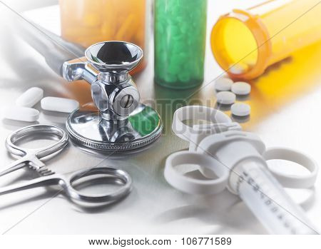 Healthcare medical objects