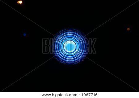 Blue Light Signal