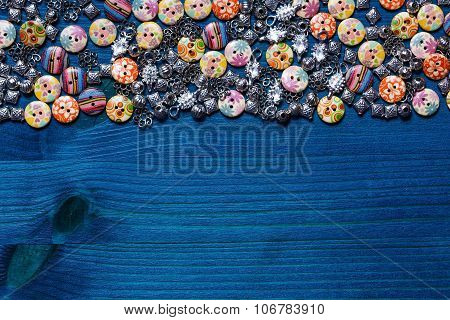 Decorations For Clothes - Beautiful Buttons For Designer Clothes