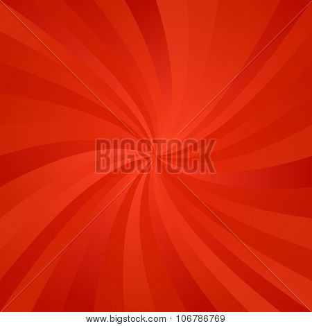 Red whirl pattern background