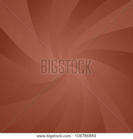 Brown whirl pattern background