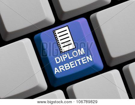 Thesis Online German