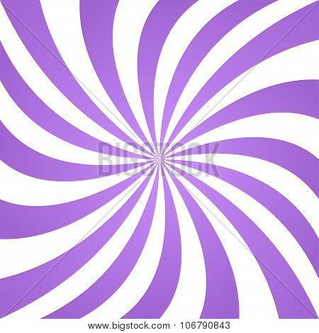 Lavender twirl pattern background