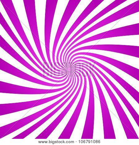 Magenta swirl pattern design