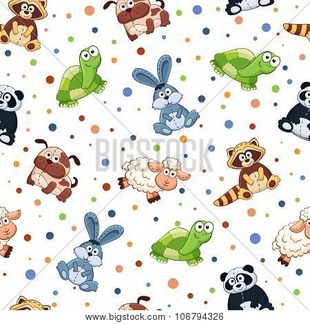 Cartoon pattern