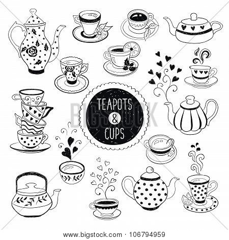 Tea time collection