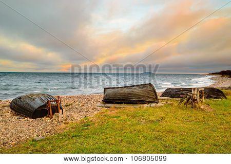 Boat Wrecks