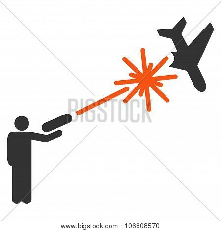 Rebel Strikes Airplane Icon
