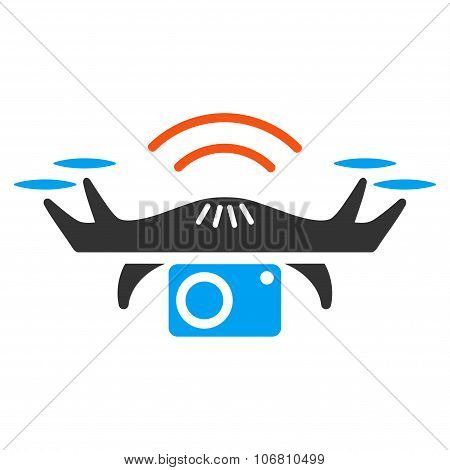 Photo Spy Drone Icon