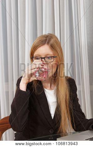 Glass Water Thirst