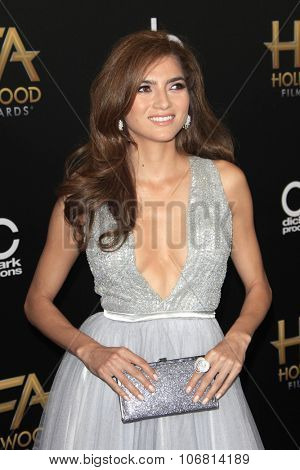 LOS ANGELES - NOV 1:  Blanca Blanco at the 19th Annual Hollywood Film Awards at the Beverly Hilton Hotel on November 1, 2015 in Beverly Hills, CA