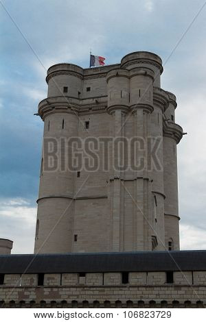 The Keep Of Vincennes Castle 2.