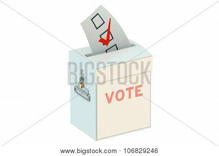 Voting Concept