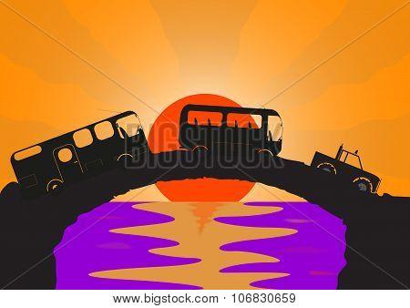 Holiday Vehicles Stone Bridge