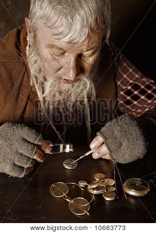 Antique Watchmaker
