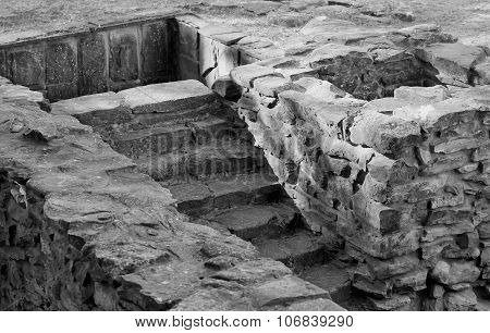 The ancient city Gorgippia