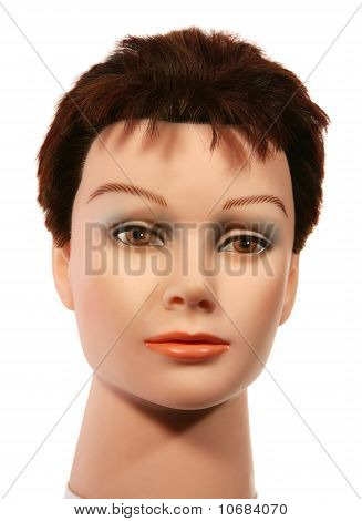 Mannequin Sally Head Female Front