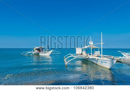 Traditional Philippine Boats