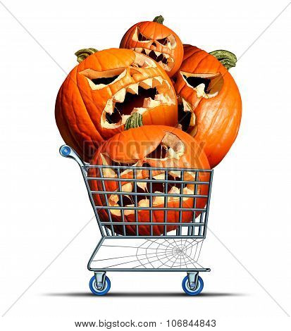 Halloween Shopping
