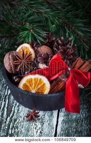 Christmas Decorative Card