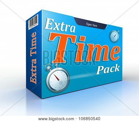 Extra Time Pack Conceptual Offer Pack