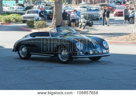 Porsche Speedster On Display