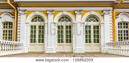 Elements Of Baroque Architecture