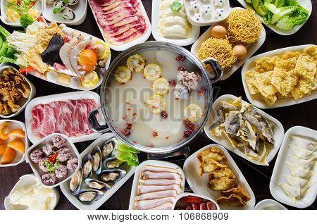 Hot Pot Meals
