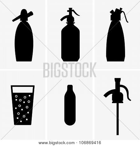 Soda siphons