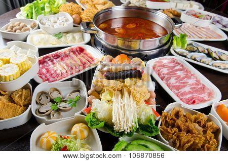 Hot Pot Feast