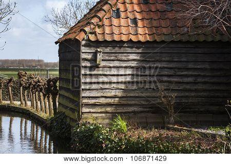 Old Roof Tile Barn