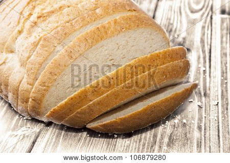 Bread Roll In Cuts
