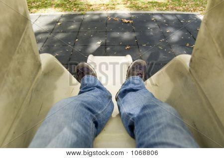 Slide Legs
