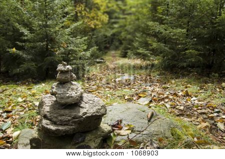 Rock Pile & Trail