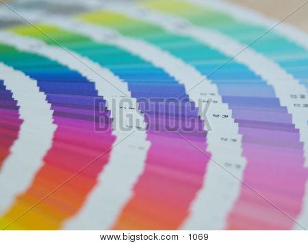 Colour Chart 01