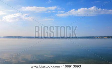 Nature Landscape Of Volga