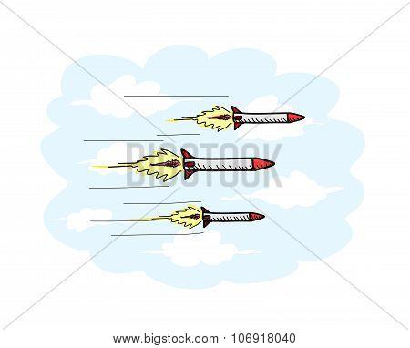 Airborne Missiles