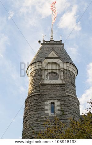 Tower Of The Belvedere Castle