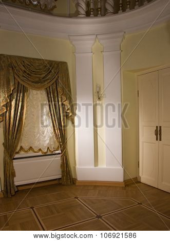Vintage Interior In The Aristocratic Style